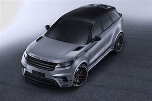 Side Scoops By Air Design Widebody Range Rover Velar By Lumma Design Looks Wicked