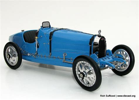 Early Bugatti Models by 1924 Bugatti T35 In 1 18 Scale By Cmc Early 20th Century
