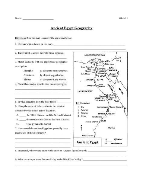 Free Geography Worksheets For 1st Grade Homeshealthinfo