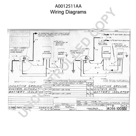 International Alternator Wiring Diagram by Wiring Diagrams For International Trucks Powerking Co