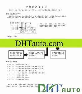 Nissan Forklift Shop Manual Full