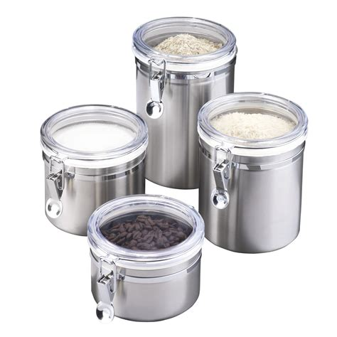 Kitchen Canister Set by Kitchen Canister Set Kmart