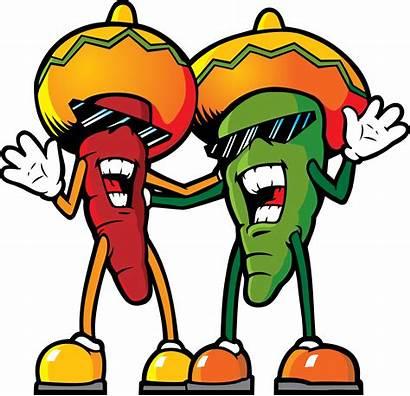 Chili Pepper Mexican Clipart Clip Clipground Mariachi