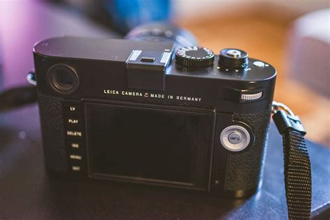 Leica M Typ 240 Camera Review // Mirrorless Full Frame