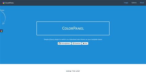 jquery color pickers gojquery