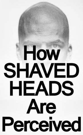 What Does A Man's Bald Head Signal? | Bald men with beards, Shaved head, Bald men