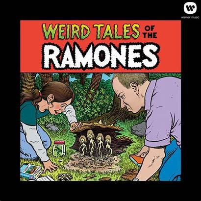 Ramones Tales Weird Album Box Gift Guide