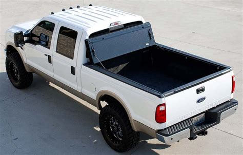 truck bed truck bed covers truck lids butterfly hinged