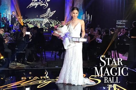 julia barretto on star magic ball 2017 who won best dressed at star magic ball 2017 abs cbn news