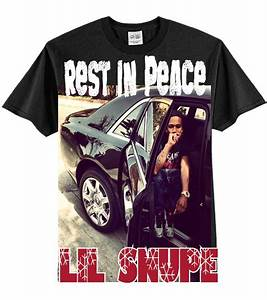 lil snupe Port & pany T shirt PC55 PC