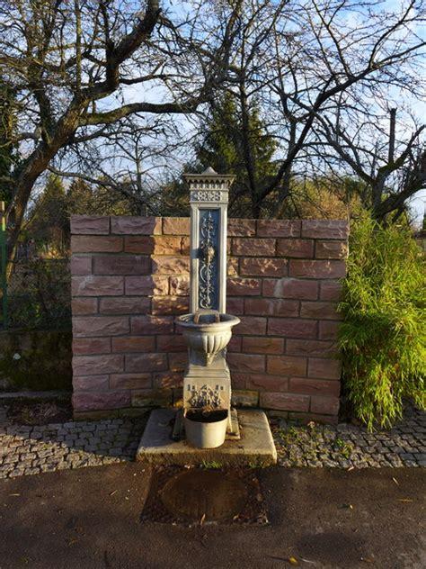 Brunnen Auf Derener Hohe Mgrs Unv Geograph