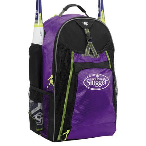 louisville slugger xeno stick pack equipment bag ebxnsp