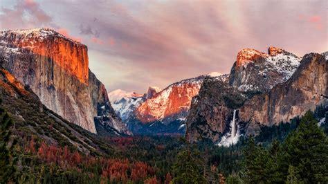 El Capitan Yosemite Valley 4k Wallpapers