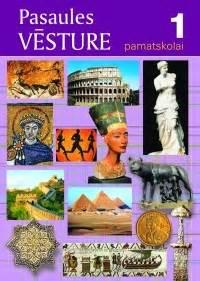 Pasaules vēsture pamatskolai, 1 - Grāmata24