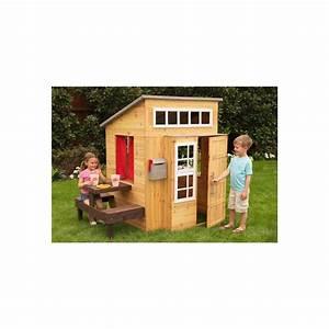 Cabane Exterieur Enfant : cabane pour enfant d 39 ext rieur en bois jeux de plein air ~ Melissatoandfro.com Idées de Décoration