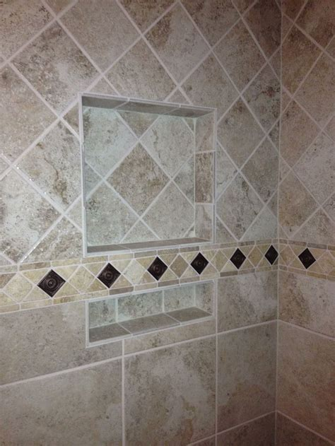 tile pattern change upper tile diamond pattern
