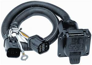 Tow Ready 118242 Replacement Oem Tow Package Wiring Harness