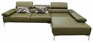 Design Ecksofa Leder : leder designer sofa sofadepot ~ Indierocktalk.com Haus und Dekorationen