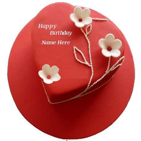 write   birthday cake  love