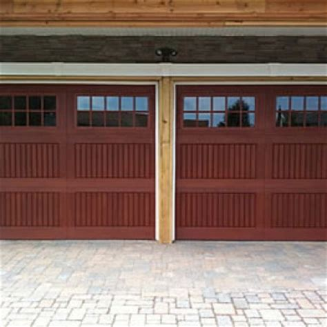 Fiberglass Doors Toronto » Fiberglass Garage Doors