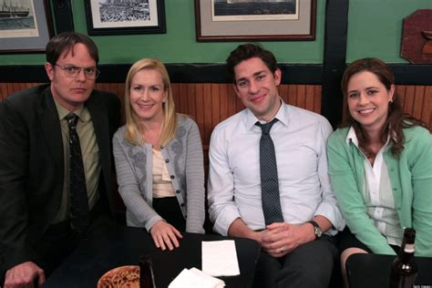 Dwight And Angela's 'office' Wedding Will Include Lots Of Beets (photo)