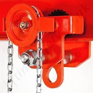 Tiger  U0026quot Tcb11 U0026quot  Manual Chain Hoist  Push  Geared Or Hook