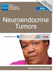 New Nccn Patient Guidelines  Neuroendocrine Tumors