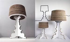 meuble de salon moderne et ecologique par duna design With objet deco design salon