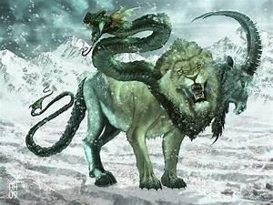 Image - Chimera painting.jpg   Mythology Wiki   FANDOM ...