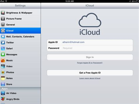 icloud for iphone gigaom how to set up icloud on your iphone or