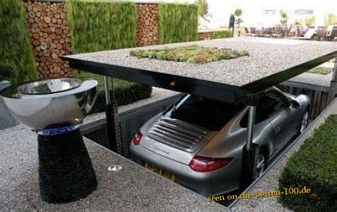Wohnen Hydraulische Versenkbare Garage  Die Besten 100