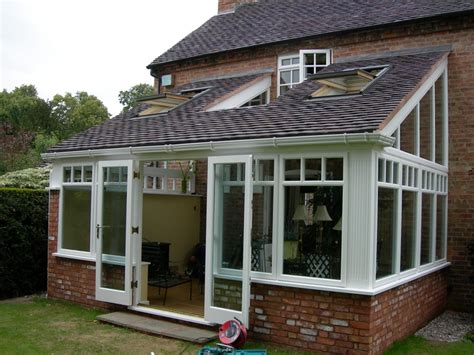 tiled roof hardwood conservatory picture gallery