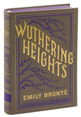 Barnes And Noble Editions by Wuthering Heights Barnes Noble Collectible Editions By