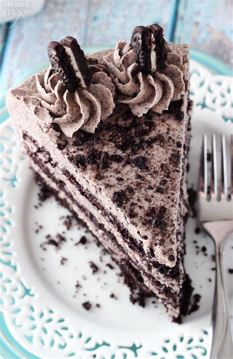 chocolate oreo cake life love  sugar