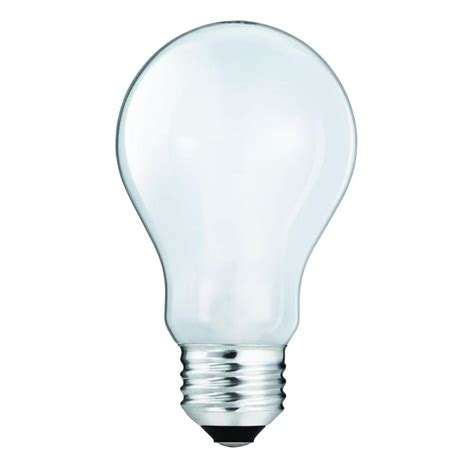 40 watt incandescent bulb ecosmart 40 watt equivalent incandescent a19 light bulb 4 3907