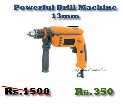 powerful drill machine mm worth rs  rs