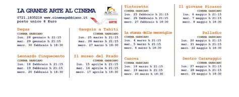 Cinema Il Gabbiano Senigallia Cinema E Teatro Gabbiano Di Senigallia