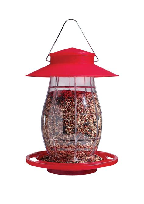 outdoor garden decorative lantern bird feeder