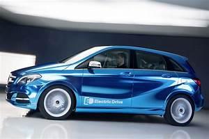 Class B Mercedes : mercedes benz to display b class electric drive concept in paris production model to follow ~ Medecine-chirurgie-esthetiques.com Avis de Voitures