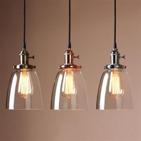 stunning articles with glass mini pendant lights for