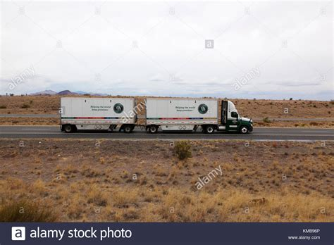Trailers Usa Stock Photos & Trailers Usa Stock Images - Alamy