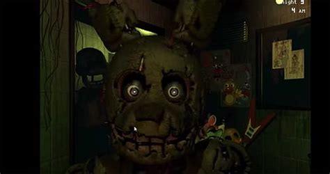 Five Nights At Freddys 3 Online Version Darkhorrorgames
