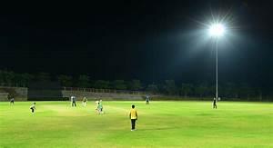 Cricket resort has day night t stadium