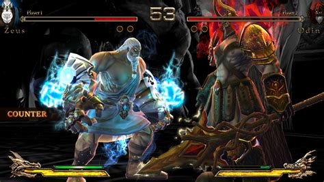 fighting game fight  gods announced  pc