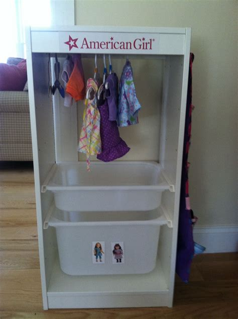 How To Make A Doll Wardrobe Closet by American Doll Quot Closet Quot American Doll Ameri