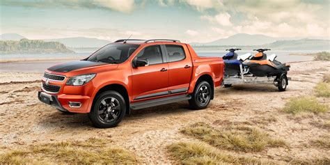 holden colorado  revealed  caradvice