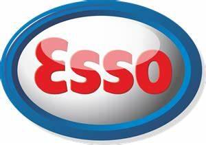 Esso Logo Vectors Free Download