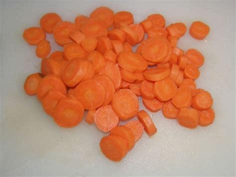 cuisiner des carottes en rondelles queue de bœuf carottes minute la recette du dredi