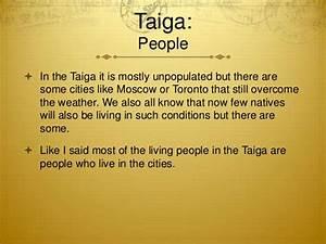 Life In The Taiga : biomes ~ Frokenaadalensverden.com Haus und Dekorationen