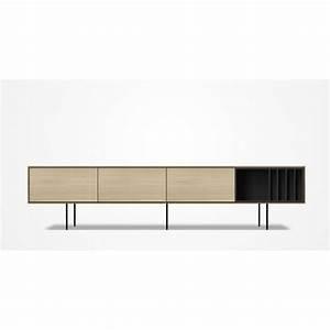 Meuble Tv Buffet : enfilade buffet meuble tv aura 260cm treku atelier 159 ~ Teatrodelosmanantiales.com Idées de Décoration